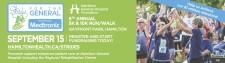 8TH ANNUAL 5K & 10K RUN/WALK