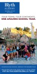 CANADIAN HIGH SCHOOL ABROAD FOR GRADES 11 & 12 at Blyth Academy