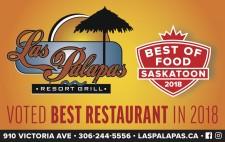 Las Palapas RESORT GRILL  VOTED BEST RESTAURANT IN 2018